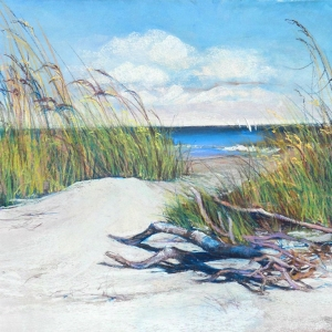 "Joyce Nagel ""Breezy Beach"""