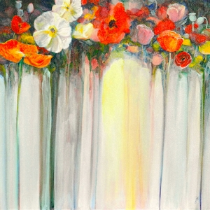 "Joyce Nagel ""Poppies"""