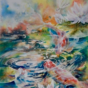 J. Schroeder_Untitled 6_Watercolor Pouring_300dpi