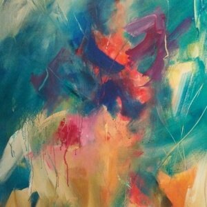 Jourdan, Vickie_Thunderstruck_Acrylic