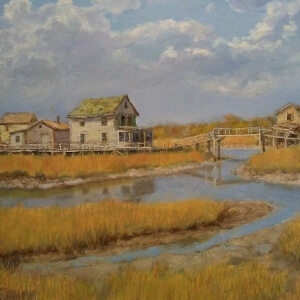 Rupy, Roy_Old Bay Houses_Oil