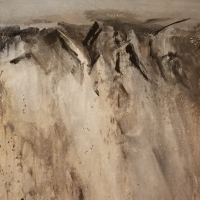 Wible, Arla Crumlick_Backwash_Oil_$375