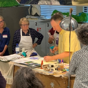 Chris Dreyer's Watercolor Workshop