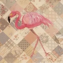 Dye, Jo_Flamingo_Collage_$900