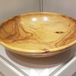 Murphy, Michael_Large Hickory Display Bowl_Wood_$580